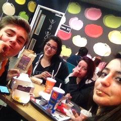 Photo taken at McDonald's by Sinem E. on 4/8/2014