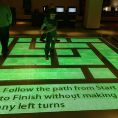 Photo taken at Museum of Mathematics (MoMath) by Corbin P. on 12/31/2012