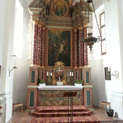 Photo taken at Historische Gaststätte St. Bartholomä by Raph V. on 4/5/2014