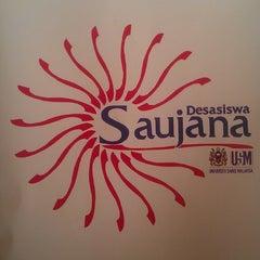 Photo taken at Desasiswa Saujana by Amirah Aini M. on 9/7/2013