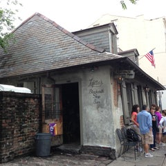 Photo taken at Lafitte's Blacksmith Shop by Jeffrey B. on 5/3/2013