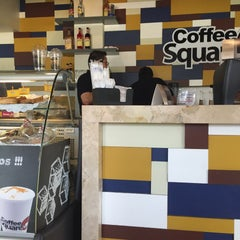Photo taken at Coffee Square Providencia by Dome C. on 7/14/2015