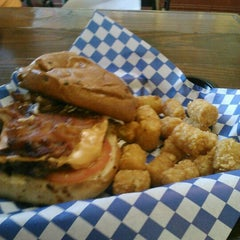 Photo taken at Little Bitty Burger Barn by Jeff S. on 10/4/2012