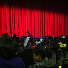 Photo taken at Columbia High School Auditorium by Laura F. on 3/17/2013