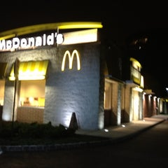 Photo taken at McDonald's by Claudia A. on 11/2/2012