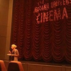 Photo taken at Indiana University Cinema by Leslie I. on 9/9/2013