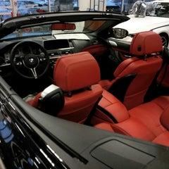Photo taken at BMW of Warwick by Bob J. on 4/30/2014