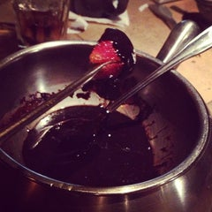 Photo taken at The Melting Pot by Josh M. on 6/11/2013