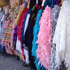 Photo taken at Fabric District by Jacki M. on 3/29/2013