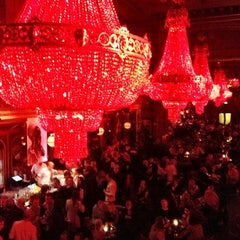 Photo taken at Berns by Christian M. on 10/26/2012