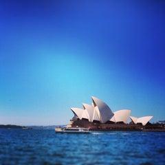 Photo taken at Sydney Opera House by giordanodb on 3/28/2013