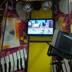 Photo taken at World of Fun by Jaycee Z. on 1/20/2014