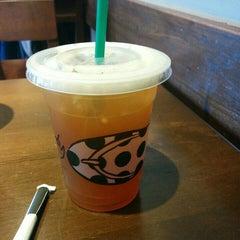 Photo taken at Starbucks by Cyndie L. on 7/29/2015