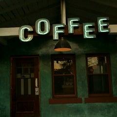 Photo taken at Jobot Coffee by Mo E. on 12/1/2012
