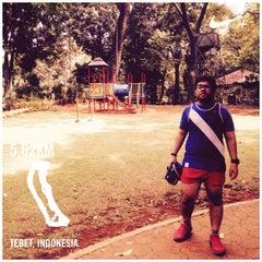 Photo taken at Taman Hutan Tebet by Ibrahim S. on 8/16/2015