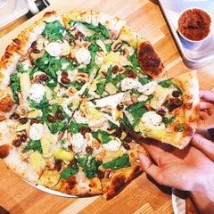 Photo taken at Spartan Pizza by Jane K. on 4/9/2015