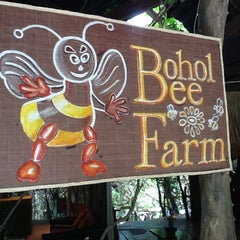 Photo taken at Bohol Bee Farm by Inno A. on 5/18/2013