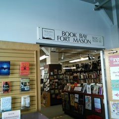 Photo taken at Book Bay Fort Mason by Keisuke H. on 3/17/2015