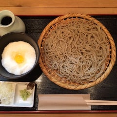 Photo taken at 手打蕎麦 松永 by Mayumi E. on 7/10/2014
