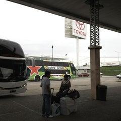 Photo taken at Terminal de Ómnibus de Campana by Elly E. on 2/21/2014