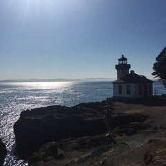 Photo taken at Lime Kiln Point State Park by Therese on 5/31/2015