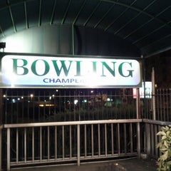 Photo taken at Bowling Champerret by DM C. on 3/15/2013