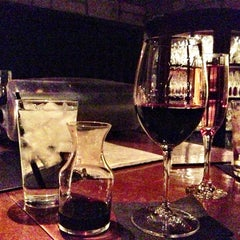 Photo taken at Kazimierz World Wine Bar by Toshi on 3/14/2013