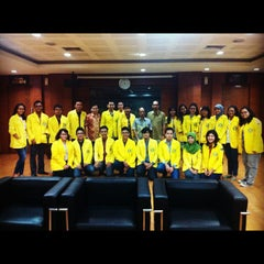 Photo taken at Gedung A.A. Maramis II by Mira A. on 11/9/2012
