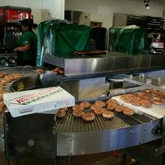 Photo taken at Krispy Kreme Doughnuts by Curtis U. on 6/5/2015