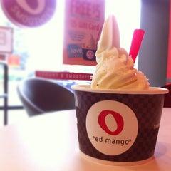 Photo taken at Red Mango by Joshua on 5/2/2012