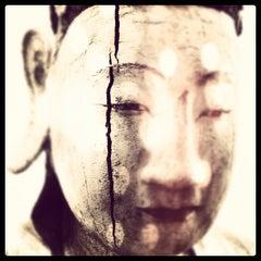 Photo taken at Musée Guimet – Musée National des Arts Asiatiques by Ridha D. on 8/18/2012