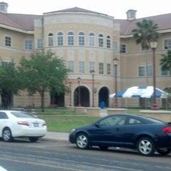 Photo taken at Texas A&M University-Kingsville by ryan k. on 4/26/2013