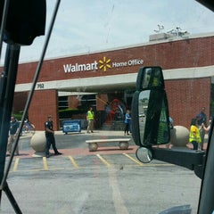 Photo taken at Walmart Home Office by Brian S. on 6/3/2015