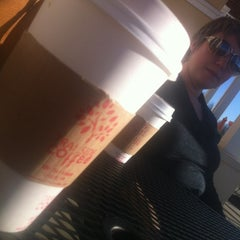 Photo taken at Trailside Coffee by Sam Rice  ツ on 12/14/2012