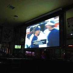 Photo taken at Half Court Sports Bar by Erin S. on 12/16/2012