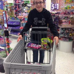 Photo taken at Party City by Chris R. on 4/24/2014