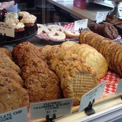 Photo taken at Sugar Bakery + Cafe by Chris R. on 1/21/2014