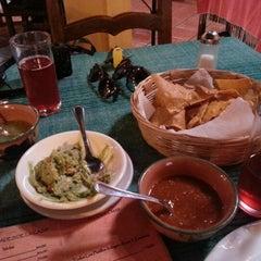 Photo taken at Restaurante El Milenario by Paola E. on 1/21/2013
