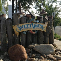 Photo taken at SweetWater Brewing Company by Todd M. on 6/21/2013