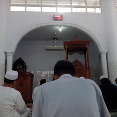 Photo taken at Masjid Nurul Ilmi by Ahmad I. on 8/15/2013