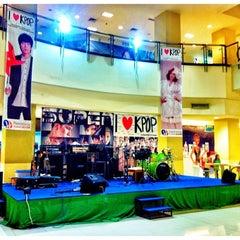 Photo taken at Palembang Indah Mall by doan y. on 10/14/2012