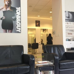 Photo taken at Toni&Guy by Jeff M. on 1/26/2013