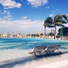 Photo taken at The Standard Spa, Miami Beach by Luke D. on 10/27/2012