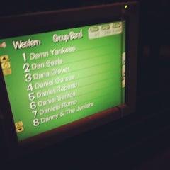 Photo taken at BINY Karaoke Bar and Lounge by Varick R. on 10/18/2012