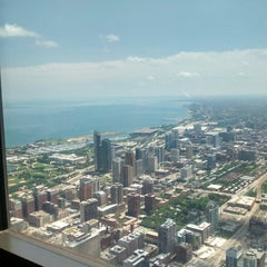Photo taken at Original Sears Tower by Sandy C. on 7/13/2014