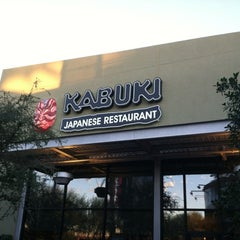 Photo taken at Kabuki Japanese Restaurant by Isaac K. on 11/17/2012