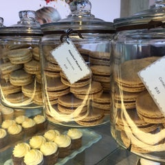 Photo taken at Miette Patisserie by rachael k. on 11/24/2014