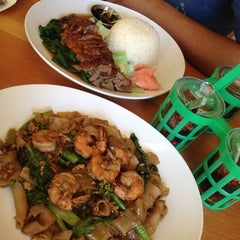 Photo taken at Thai Canteen by kW on 7/14/2013