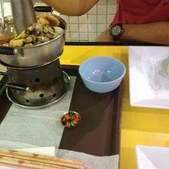 Photo taken at Studio Food Court by Evita N. on 7/31/2013