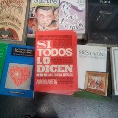 Photo taken at Casa del Libro Zaragoza by Maximiliano G. on 7/27/2013